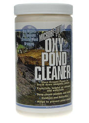 Pond Cleaner, Oxygen, OxyPond Cleaner by Microbe-lift