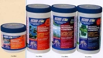 Microbe-lift Biological Mosquito Control, Microbelift