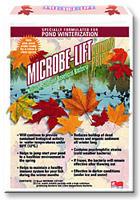 Microbe lift fall cleaner