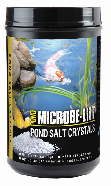 Microbe-Lift Pond Salt Crystals | Disease Prevention