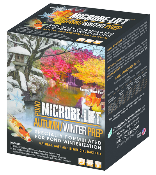 Ecological Laboratories Microbe-Lift Products