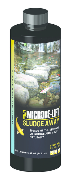 Sludge-Away | Speciality Bacterial Products