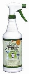 Image Microbe-Lift Soy Based Birdbath & Statuary Cleaner 32oz - Non-Toxic yet Powerful