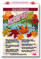 Image Microbe-Lift Autumn Prep 32oz Beneficial Pond Bacteria for Cold Weather
