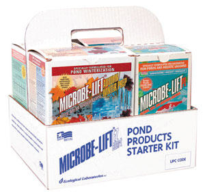 Image Microbe-Lift EZ Start Pond Kit - Includes 4 Different Beneficial Bacteria