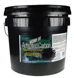 Image Microbe-Lift Activated Carbon Pellets - For Discoloration & Odors in Ponds