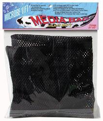 Black Nylon Media Bags