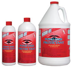 Pond Fish Protectant
