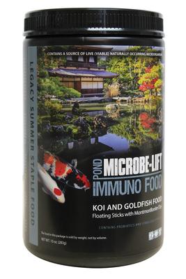 Image ImmunoStimulant Pond Food 10oz