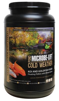 Image Wheat Germ Spring & Fall Pond Food 2lb-4oz