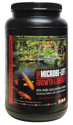 Image High Growth & Energy Pond Food 2lb 4oz