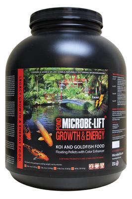 Image High Growth & Energy Pond Food 5lb 4oz