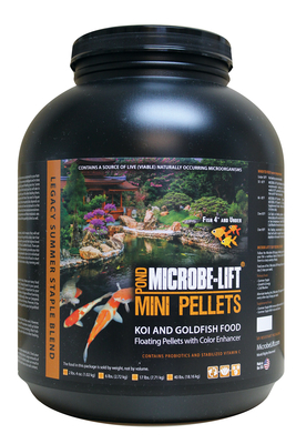 Image Mini Pellets Pond Food 6lb