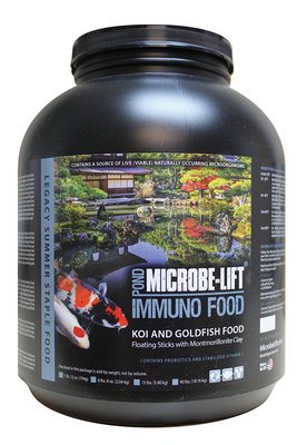 Image ImmunoStimulant Pond Food 4lb 8oz